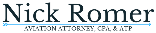 Aviation Attorney CPA Retina Logo